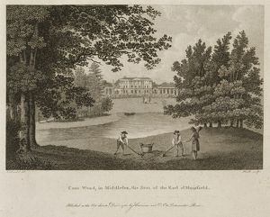 Kenwood House engraving K900331