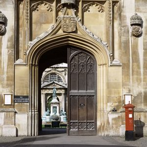 King's College, Cambridge K991393