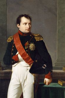 <b>Napoleon Bonaparte</b><br>Selection of 15 items