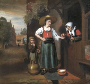 Maes - The Milkwoman N070482