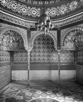 Moorish smoking room BL11220