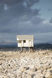 Morecambe Sailing Club race watch tower DP175085