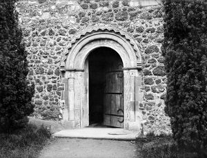 Norman doorway CC73_00862
