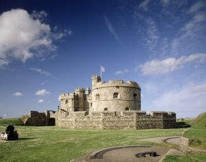 Pendennis and St Mawes Castles (Selection of 48 Items)