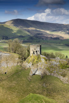 Peveril Castle DP175579