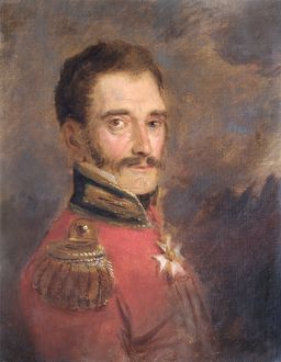 Pieneman - General Sir John Elley N070454