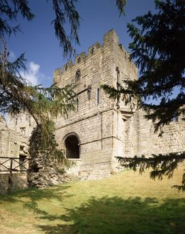 Prudhoe Castle J920472