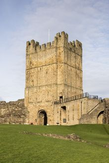 Richmond Castle N160013