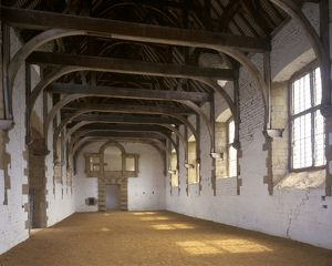 Riding School, Bolsover Castle J000060