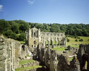 Rievaulx Abbey J880324