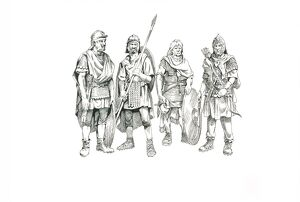 Roman soldiers IC048/026