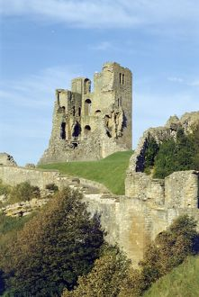 Scarborough Castle K000244