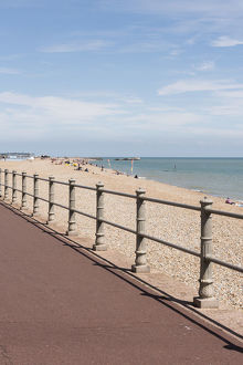 Seafront railings DP217973
