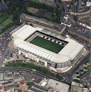 St James Park, Newcastle AFL03_aerofilms_665995