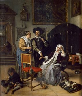 Steen - The Physician's Visit J040066