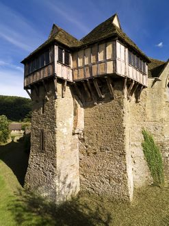 <b>Stokesay Castle</b><br>Selection of 34 items