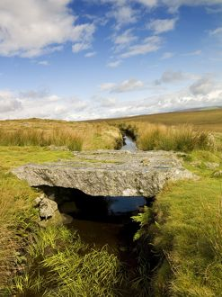 Stone bridge, Dartmoor N071837