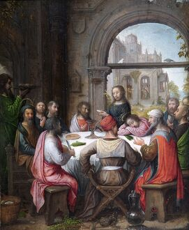 The Last Supper N070565