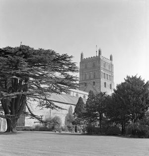 Tewkesbury Abbey AA018677