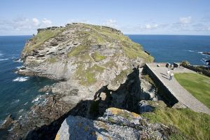 Tintagel Castle N090582