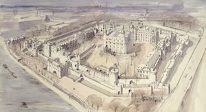Tower of London c.1270 J920328