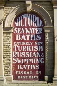 Victoria Sea Water Baths, Southport DP031457