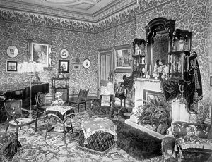 Victorian drawing room BL11105