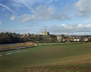 Warkworth Castle J060089