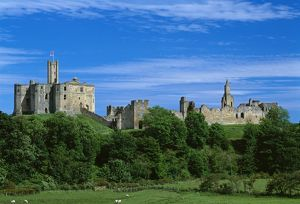 Warkworth Castle K021167