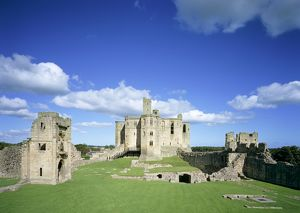 Warkworth Castle K040348