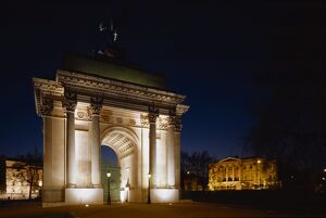 Wellington Arch and Apsley House K050052