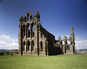Whitby Abbey J850262