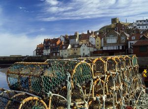 Whitby lobster pots K011121