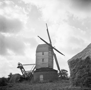 Windmill, Suffolk AA98_07336