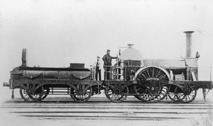 Broad Gauge locomotive, Centaur