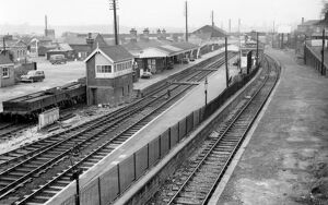 Evesham Station, May 1962