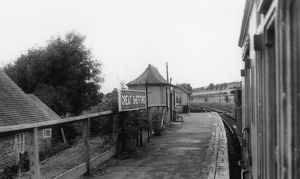 Great Shefford Station, 1952