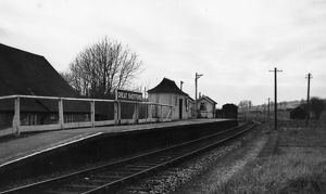 Great Shefford Station, 1958