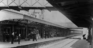 Kidderminster Station c.1920s