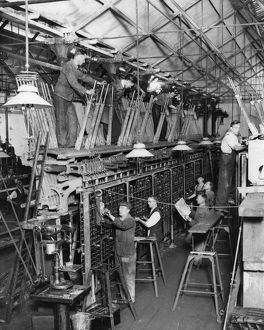 Reading Signal Works, September 1936
