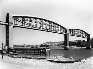 Royal Albert Bridge, 1939