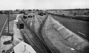 Severn Tunnel Junction Marshalling Yard, 1933