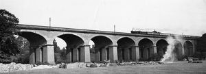 Wharncliffe Viaduct, c1920s