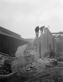 Bricklayers Arms Goods Station, 5 January 1932