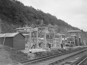 Electrification of the Brighton Line, 5 October 1931