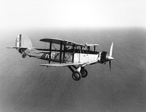 Fairey Seal of 821 Sqn FAA