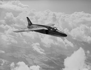 Folland Gnat F.1 XK724