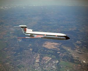 Hawker Siddeley Trident of BEA