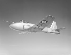 Hunting Percival Jet Provost T.1
