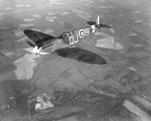 Spitfire VB of 92 Sqn